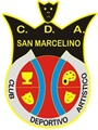 escudo CD San Marcelino