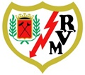 escudo Rayo Vallecano de Madrid B