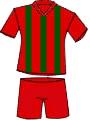 equipacion Club Deportivo Tiro Pichón