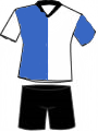 equipacion Sociedad Deportiva Zalla Unión Club