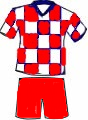 equipacion Club de Fútbol San Jorge