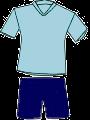 equipacion Club de Fútbol La Florida