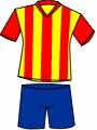 equipacion Club Deportivo La Oliva