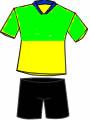 equipacion FC Can Buxeres