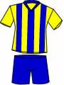 equipacion Atlético Orihuela Club de Fútbol