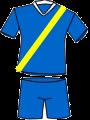 equipacion Club Deportivo Colmenar de Oreja