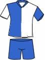 equipacion Club Deportivo Trintxerpe