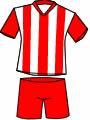 equipacion Club Esportiu Athletic Almacelles