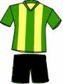 equipacion Club Fútbol Begues