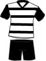 equipacion Club de Fútbol Lanaja