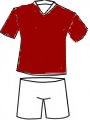 equipacion West Ham United Football Club