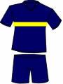 equipacion Club de Fútbol United Elche