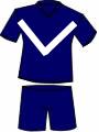 equipacion Football Club des Girondins de Bordeaux