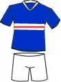 equipacion Unióne Calcio Sampdoria