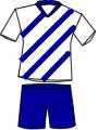 equipacion Club de Fútbol Talavera de la Reina