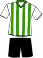 equipacion Córdoba Club de Fútbol