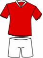equipacion Manchester United Football Club