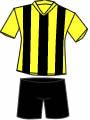 equipacion Club Deportivo de Fútbol Lakua de Vitoria-Gasteiz