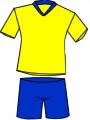 equipacion Cádiz Club de Fútbol