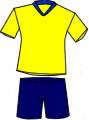 equipacion La Unión Club de Fútbol
