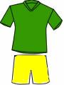 equipacion Club Deportivo Atlético Rafal