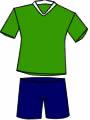 equipacion Club Deportivo Berceo