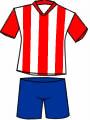 equipacion Club Deportivo Laudio de Fútbol San Rokezar