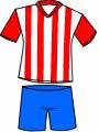 equipacion Girona Fútbol Club