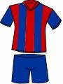equipacion Fútbol Club Barcelona