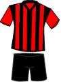 equipacion Club de Fútbol Unión Viera