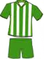 equipacion Victoria Club de Fútbol