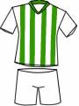 equipacion Asociación Deportiva Malaka Club de Fútbol