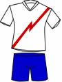 equipacion Club de Fútbol Rayo Majadahonda