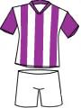 equipacion Real Valladolid Club de Fútbol
