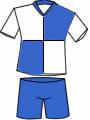 equipacion Club de Fútbol Can Vidalet