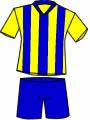 equipacion Palamós Club de Fútbol