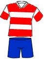 equipacion Club Deportivo Trinidad