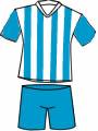 equipacion Sociedad Deportiva Iru-Bat Santa Lucía