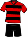 equipacion Club de Fútbol Rusadir