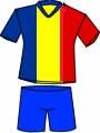 equipacion Fútbol Club Andorra