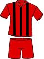 equipacion Fútbol Club Inter Manacor